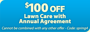$100 OFF Atlanta Lawn Care